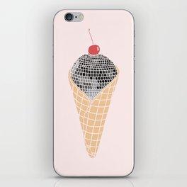 Disco Cone iPhone Skin