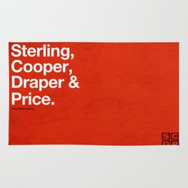 Mad Men | Sterling, Cooper, Draper & Price Rug