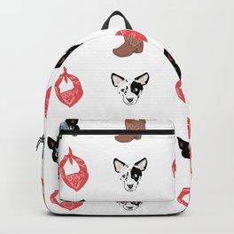 Blue Heelers Backpack