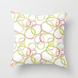 Cactii Throw Pillow
