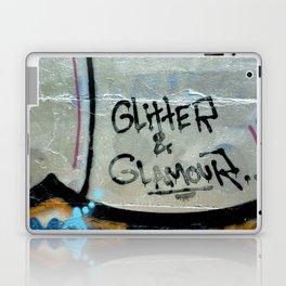 Glitter and glamour Laptop & iPad Skin