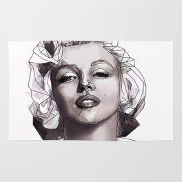 Geometric Marilyn Rug