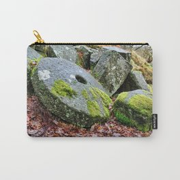 Mill stones Carry-All Pouch