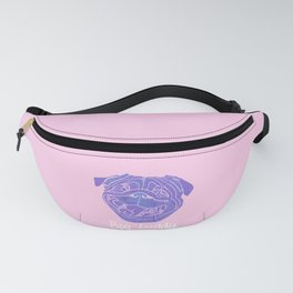 Pug Buddy: A Puppy Tail Fanny Pack