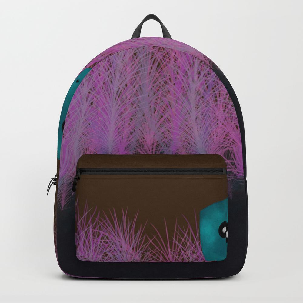 Floating Head Backpack by Davidoliverh BKP8274755