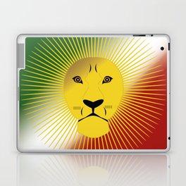 Lion And Sun Home Laptop & iPad Skin