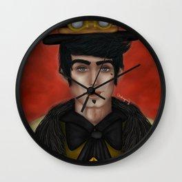Reaver's Portrait Wall Clock