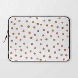 Goldie Dots Laptop Sleeve