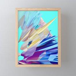 Saphir Framed Mini Art Print