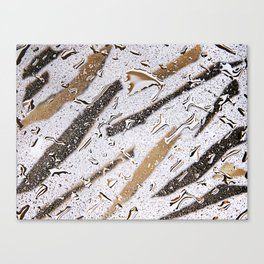 Winter Jungle Canvas Print