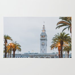 Port of San Francisco Rug