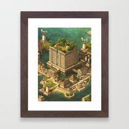 Liamara Framed Art Print