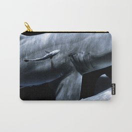 Shark Crossing Carry-All Pouch