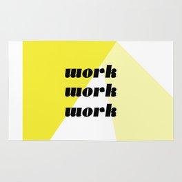 work Rug