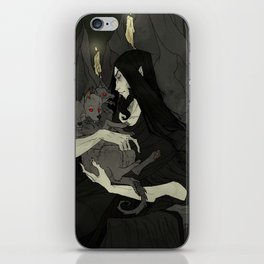 Cerberus and Hades iPhone Skin