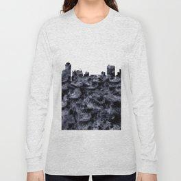 Winnipeg Skyline Alberta Long Sleeve T-shirt