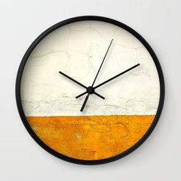 Goldness Wall Clock