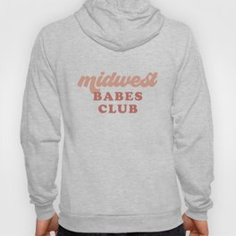 Midwest Babes Club Hoody