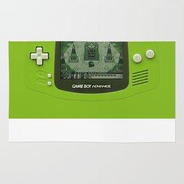 Gameboy Zelda Link Rug