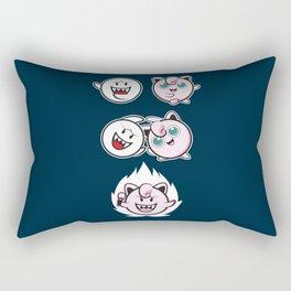 Jigglyboo Fusion Rectangular Pillow
