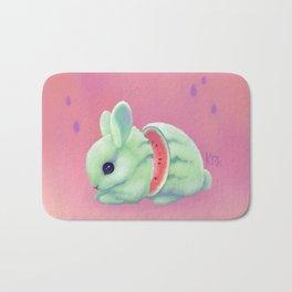 Bunnymelon Bath Mat
