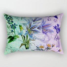 Botanical Study #2 Rectangular Pillow