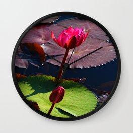 Water Princess Wall Clock