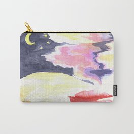 Kiss the Desert Goodbye Carry-All Pouch