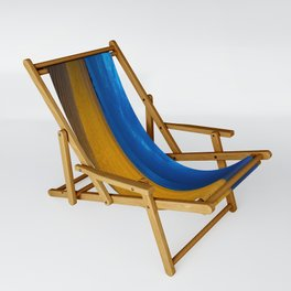 A night at the beach Sling Chair