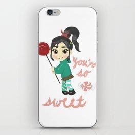 You're So Sweet! iPhone Skin