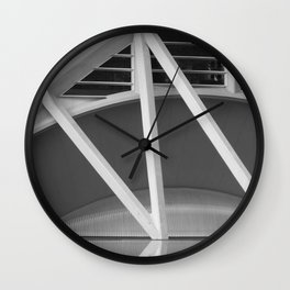 CALATRAVA | architect | City of Arts and Sciences Wall Clock
