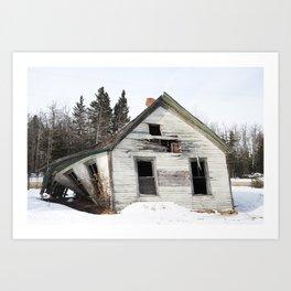 House on 795 #2 Art Print