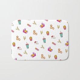 Fast Food Dreamz Bath Mat