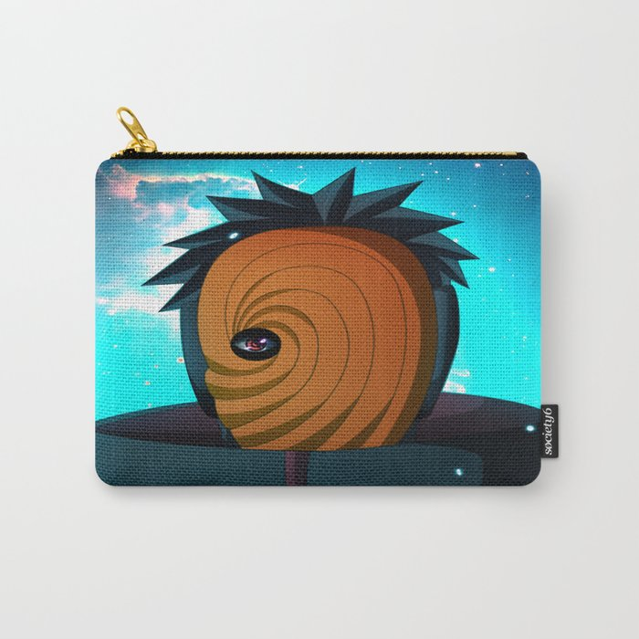 Naruto Obito Uchiha Carry-All Pouch