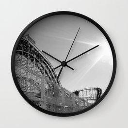 off season Wall Clock