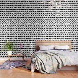 Ink Chevron Wallpaper