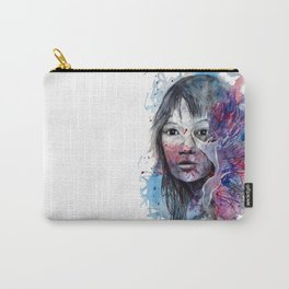 Flabellina by carographic, Carolyn Mielke Carry-All Pouch