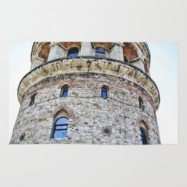 Galata Tower Rug