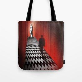 Twin peaks firewalk with me art Tote Bag