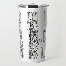 Flöte Travel Mug