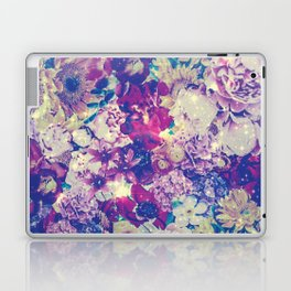 Cool Toned Interstellar Blooms Laptop & iPad Skin