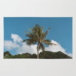 Hawaiian Palm Rug