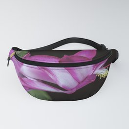 Christmas Cactus flower Fanny Pack