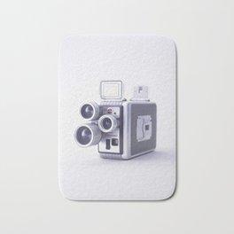Vintage Camera 16mm Bath Mat