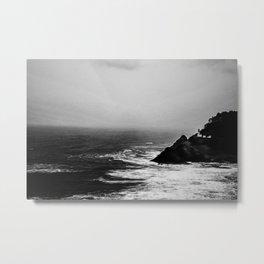 A Dark and Stormy Night Metal Print