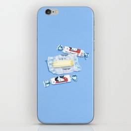 White Rabbit Milk Candy iPhone Skin