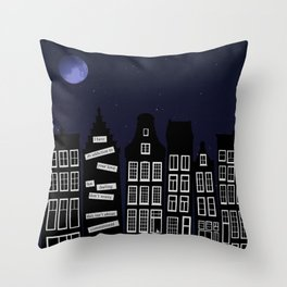 I Have an Addiction to Your Love Throw Pillow