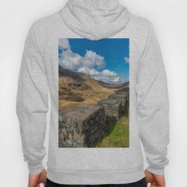 Nant Ffrancon Pass Snowdonia Hoody