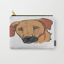Shepherd Dog Carry-All Pouch