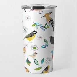Polish birds Travel Mug